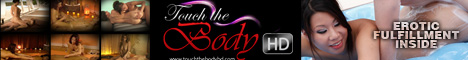Touch The Body HD erotic massage videos