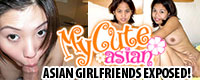 My Cute Asian: 100% Home made and Asian Amateur porn site