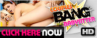 Real Couples Banging Their Teen Babysitters
