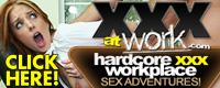 Sexy Office Sluts Hard At Work