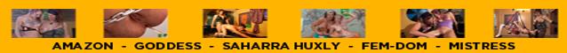 Saharra Huxly - Total Domination