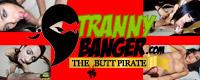 Hardcore Asian Tranny Banger