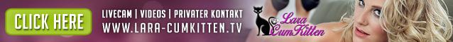 Gutscheincode NEUKUNDE  Lara CumKittens offizielle Webseite