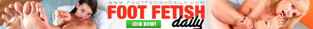 Foot Fetish Daily: The #1 Foot Fetish Site in the World