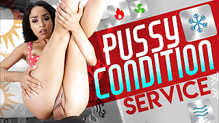 Pussy Condition Service VR Conk