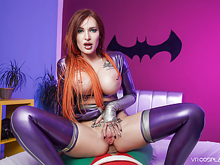 Download video bokep VRCosplayX Curvy Redhead STARFIRE Wants Your Cock In Her Ass Mp4 terbaru