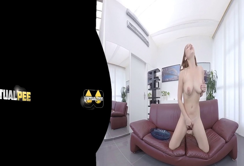 Virtualpee - Piss Play Fingering - Porno Virtuel
