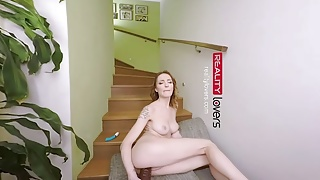 RealityLovers VR - Monster Dildo is a Stairway to Heaven