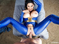 Vrcosplayx missy martinez fucks you in fallout xxx parody Thumbnail