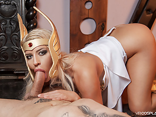 VRCosplayX Big Titted Princess Adora Will Do Anything