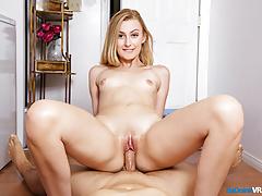 BaDoinkVR Your Stepsister Alexa Grace Wants Your Dick