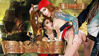 Captain Cock Arrow by vrconk.com