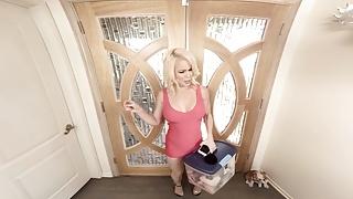 Kirsten bell porn - Badoink vr nikki delano riding your door bell vrporn