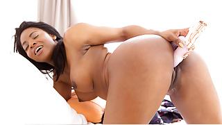 VirtualRealPorn.com - Ebony webcam