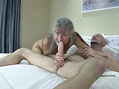 Leilani meets Flynt Dominick