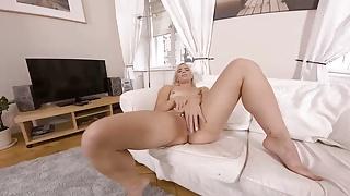 TmwVRnet - Daniela Orth - Short break for solo orgasm