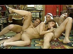 Regina, DP Threesome