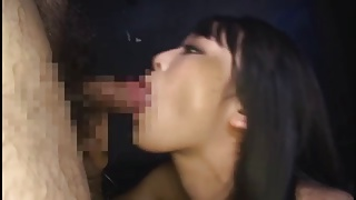 Japanese blowjob with swallow-5