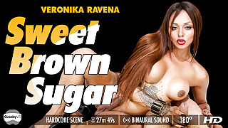 GroobyVR - Veronika Ravena in Sweet Brown Sugar