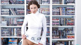 Teenage Fantasy with Leia Organa
