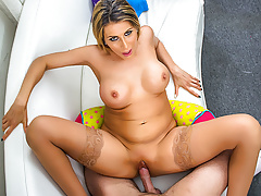 MilfVR - Cox's Casting Couch ft. Makayla Cox