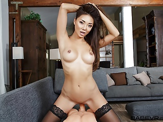 Download video bokep BaBeVR Asian Ayumi Anime Tapes Her Solo Show For Audition Mp4 terbaru