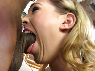 Lily LaBeau Gets Anal From Black Cock