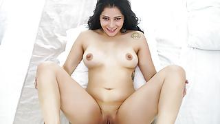 VRLatina - Crazy Cute 18yr Old Sex - 5K VR