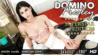 Grooby VR - Domino Presley Superstar Edition