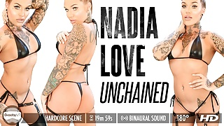 Grooby VR - Nadia Love Unchained