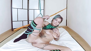 Sexy taboo forum - Virtual taboo - sexy onix babe bating her twat being tied