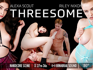 Grooby VR - Threesome