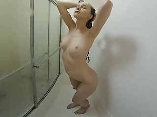 Shower Time with Emily (360 VR)