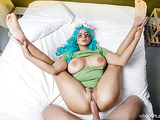 Vrcosplayx Com Big Titted Nelliel Comforts You In Bleach Xxx