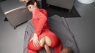 VRCosplayX STAR TREK A XXX Helps You Exploring Tpol s Pussy
