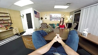 Amateur Anal VR - Taylor May - RandysRoadstop.com