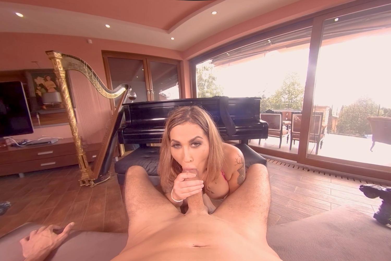 Heidi Van Horny, une escorte anale de luxe monte ta bite en VR POV