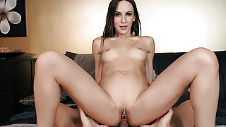 SexBabesVR - 180 VR Porn - Time For Anal Sex with Lilu Moon