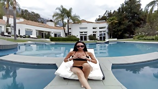Porn a day download - Vrbangers.com - a day by the pool vr porn