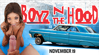 VRConk Boyz N The Hood