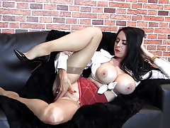 feels good, lesbian friends slut load princesa miss Rilynn haven't