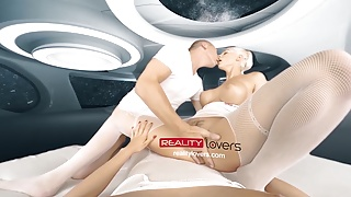 RealityLovers -Threesome Fuck in Outer Space Part 2