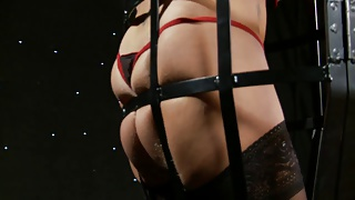 Farrah Fox and Paige Ashley caught in a smutty sex slavery