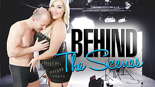 StockingsVR - Behind the Scenes with Busty Krystal Swift