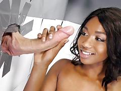 Skyler Nicole Tries Anal Sex With Big Dick
