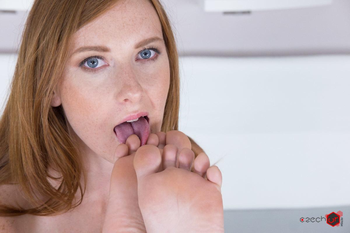 Lesbian Feet Loving