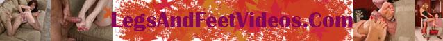 LegsAndFeetVideos.com Fresh girls Footjobs Cum on Feet Hardcore Fuckin