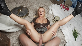 VRCosplayX Lagertha Cheats On Ragnar With You In VIKINGS XXX thumb