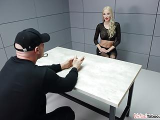 Download video bokep VirtualTaboo.com Arrested mom Mavie Pearl fucks for freedom Mp4 terbaru