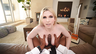 BaDoink VR Your BBC For Horny Housewife Christie Stevens VR